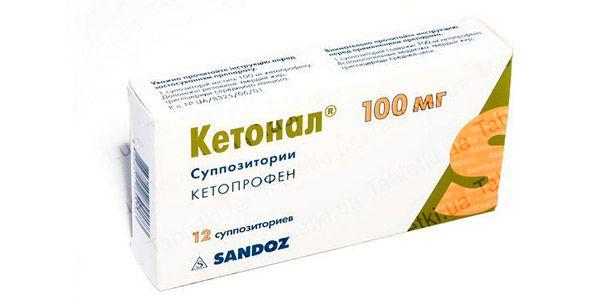 Mumlar Ketonal - ilacın kullanımı 71